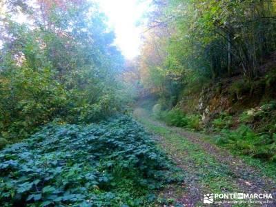 Ancares lucenses; viaje Puente noviembre; excursiones de montaña singles senderismo madrid